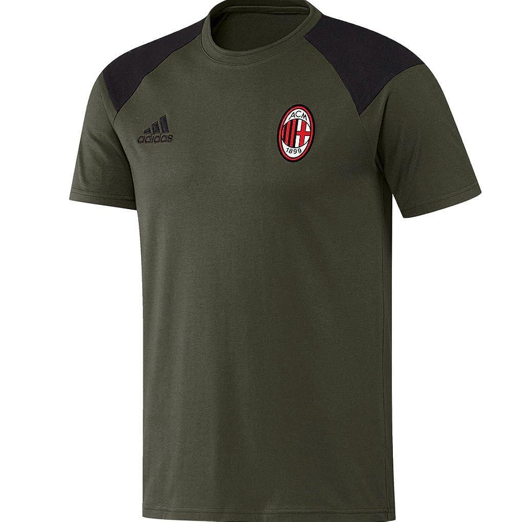Maglietta Unisex Bambini adidas ACM TRG Tee Y AC Milan