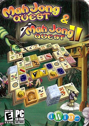MahJong Quest 1 & 2 Collectors Tin