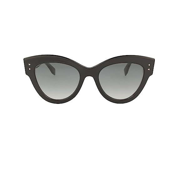 Facets Metal Heptagon Sunglasses in Matte Black FF 0152/S 003 51 Fendi yQsDIGp
