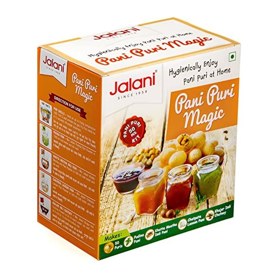 Jalani Pani Puri Magic 270 g Box