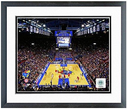 (Kansas Jayhawks Allen Fieldhouse Photo (Size: 22.5