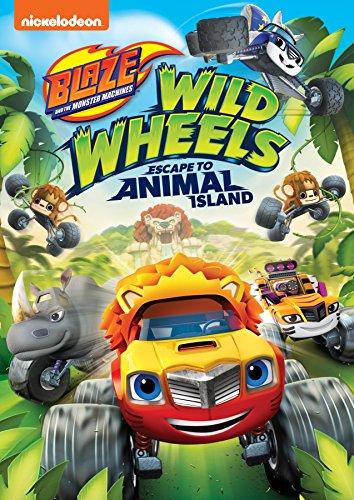 Blaze and the Monster Machines: Wild Wheels Escape to Animal - Blaze Usa