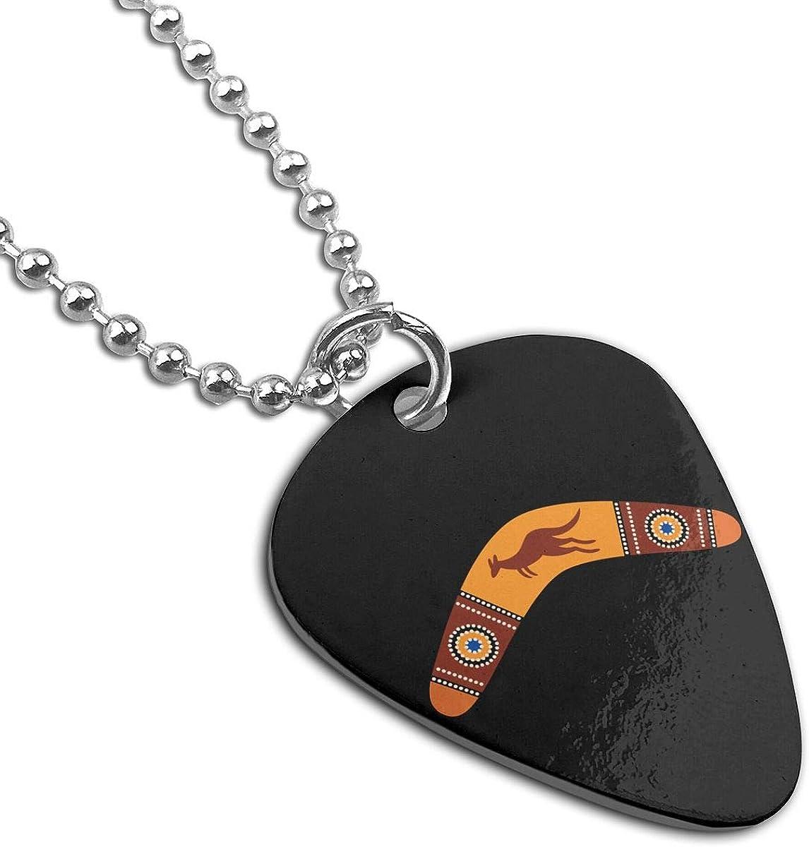 Australian Darts Custom Guitar Pick Pendant Necklace Keychain