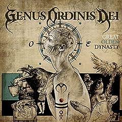 Genus Ordinis Dei Greyhouse cover