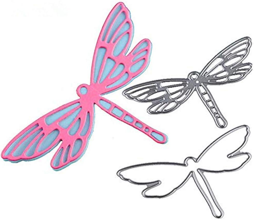 dragonfly series Metal Cut Dies DIY Scrapbooking Embossing Paper Card Newest CL