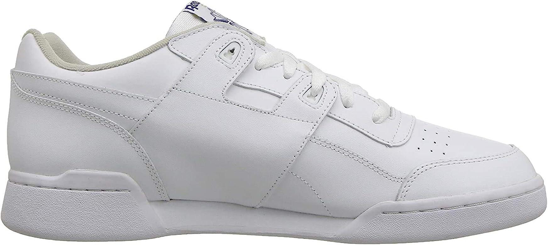 zapatos reebok blancos para hombre 5.5