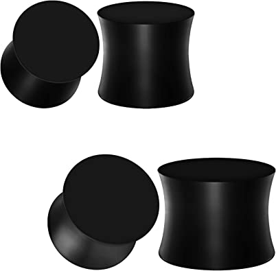 Amazon.com: BIG GAUGES - 2 pares de piercings de doble ...