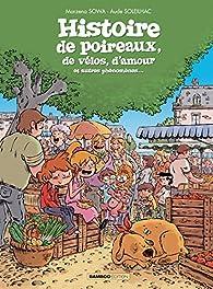 Histoire de poireaux, de vélos, d'amour et autres phémomènes.... par Aude Soleilhac