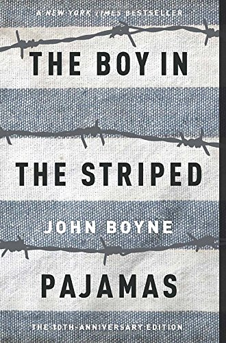 Boy Bookend (The Boy in the Striped Pajamas)
