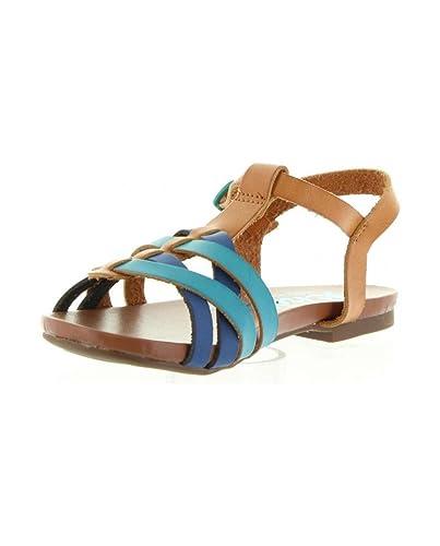 Sandales pour Fille CHEIW 45650 C17724 LEGA MARINO n7NSO3