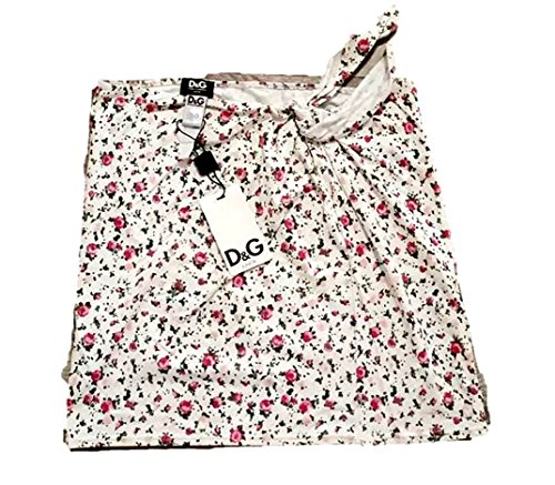 Dolce & Gabbana Junior Girl's Cover-Up Pareo Skirt, Floral , S