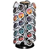 K Cup Holder,K Cup Holders,K Cups Holder,K Cup Carousel, Coffee Pods Holder Storage Organizer Stand,Comes All in One…
