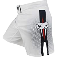 SOTF Pantalones cortos de boxeo para hombres de entrenamiento de lucha cortos de los hombres MMA BJJ cortos no Gi