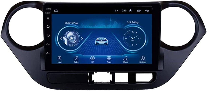 Android 8.1 Lour 4 núcleo 1G RAM + 16G ROM del Reproductor de Medios y 9 Pulgadas de Pantalla táctil capacitiva Soportes Ultra Fino Wi-Fi, GPS, Bluetooth Hyundal IL0 (2013 a 2016)