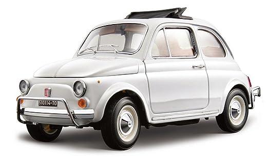 16 opinioni per Bburago 18-12035- Fiat 500 L 1968 1:18 [Colori Assortiti]