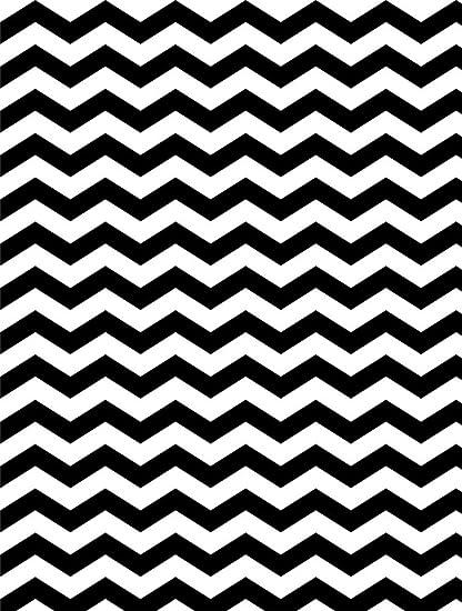 amazon com leowefowa 5x7ft black and white chevron backdrop for