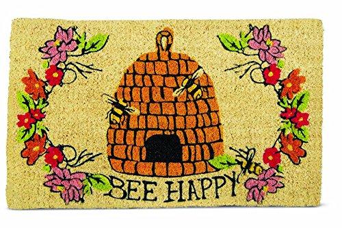 Tag Bee Happy Doormat