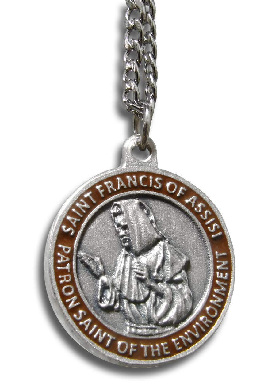 The-Christian-Mint-LLC-St-Francis-of-Assisi-Environment-Medal-wCapsule-of-Assisi-Soil