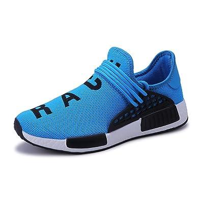 Ourdoor Sans Mixte Paresseux Sport Adulte Sneaker De Lacet Chaussure qAwfAZ