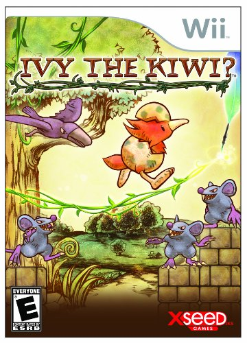 Ivy the Kiwi? - Nintendo Wii by Xseed