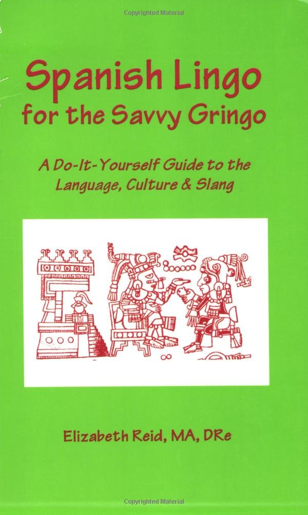 Spanish Lingo for the Savvy Gringo: A Do-It-Yourself Guide to the Language, Culture and Slang