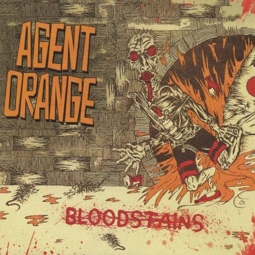 Vinilo : Agent Orange - Bloodstains (Orange, Limited Edition)