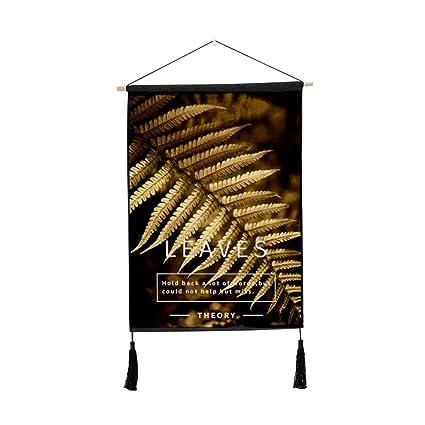 LIMING-arazzo Tapestry Colore : U Decorazione Decorativa della Parete della Tela Cerata della Pittura della tappezzeria guarnita tricottata Ampia 45CM Alto 65CM