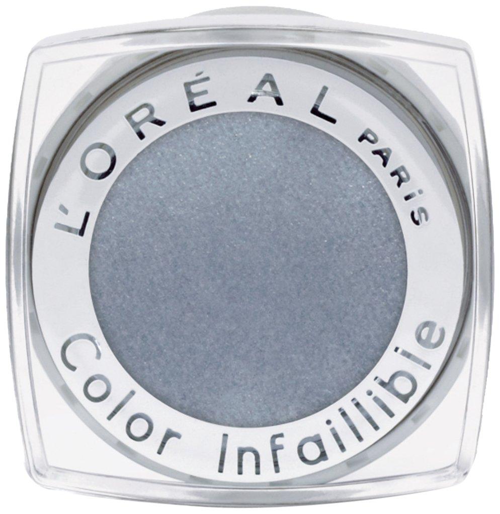 L'Oréal Paris - Sombra de ojos El Infalible duración color Gris Plata 15 L' Oréal Paris