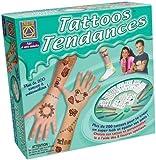 Creative Toys - Ct 5396 - Kit Loisirs Créatifs - Tattoos Tendance