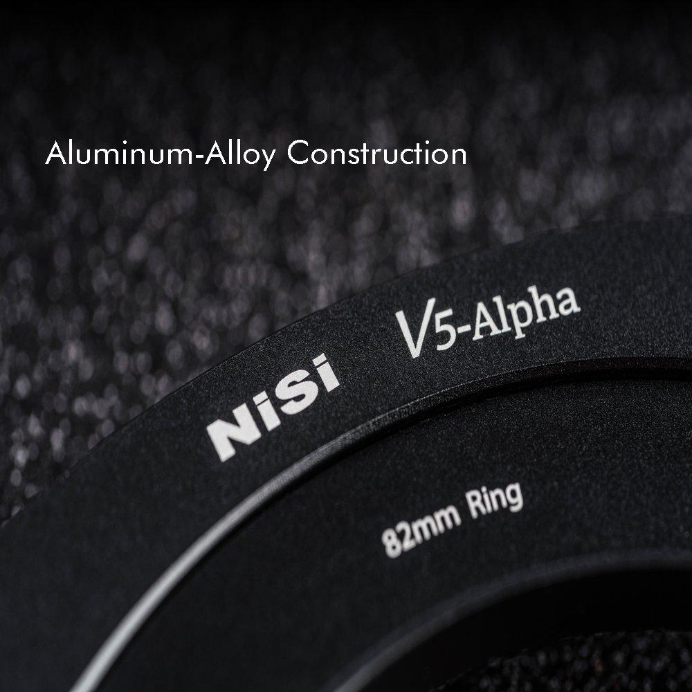 New Nisi V5 Alpha 100mm Aluminium Filter Holder Kamera Kit Pro