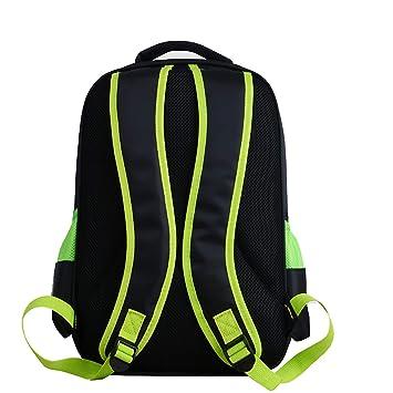 4dc5f4a148bef GXYCP Schultasche Für Jungen 3D Racing Schultern Tasche 6-12 Jahre Alt  Kinder Rucksack 12