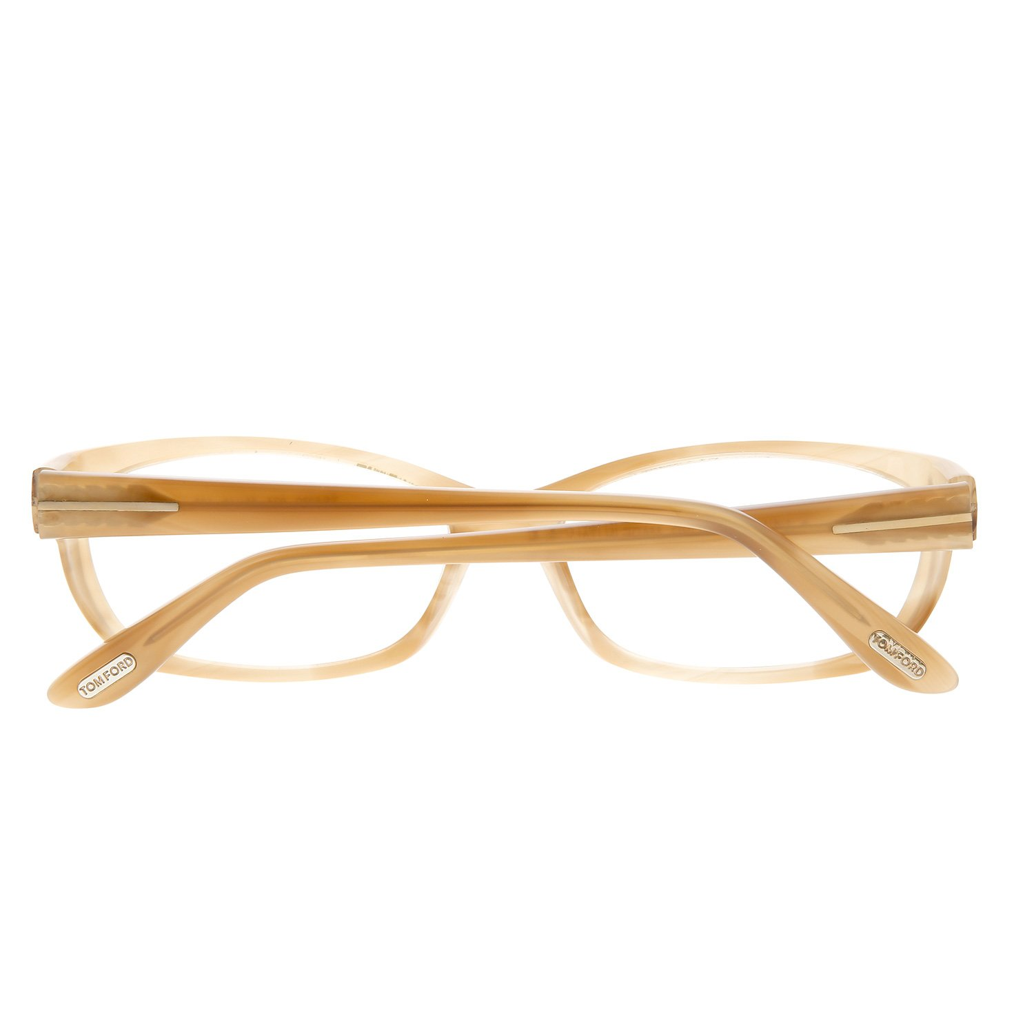 d148633b02 Tom Ford Women''s Brille FT5230 024 Optical Frames, Brown (Braun), 55:  Amazon.co.uk: Clothing