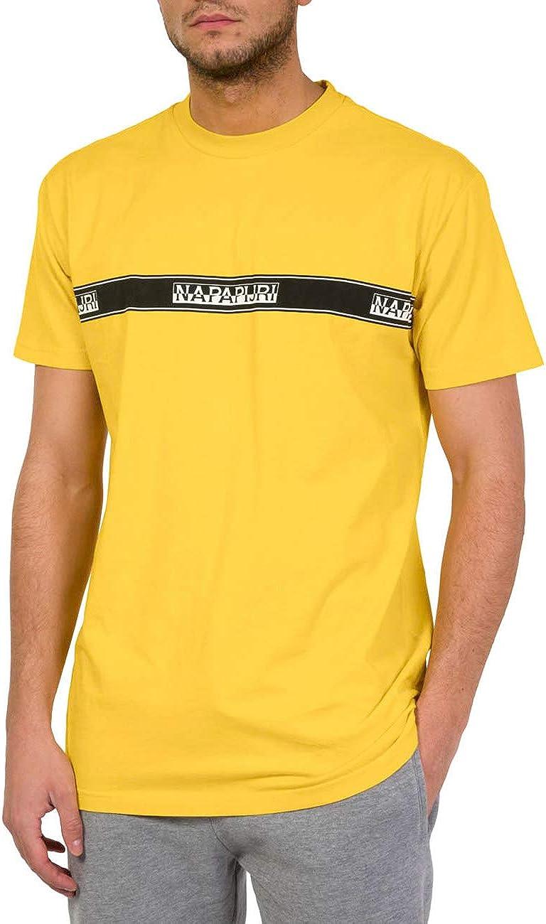 Napapijri N0YHUDY36 Camiseta Hombre: Amazon.es: Ropa y accesorios