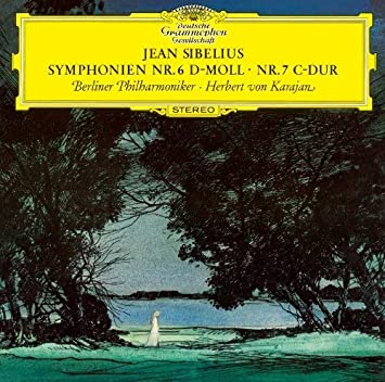 シベリウス:交響曲第6番&第7番