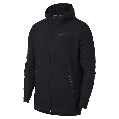 3ca066f7b8 Nike Men s Swift Track Running Jacket at Amazon Men s Clothing store