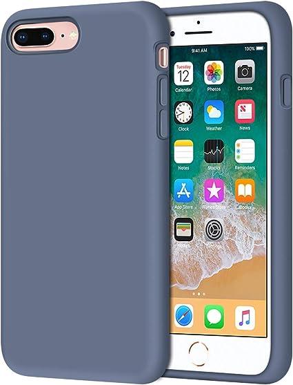 Funda Original iPhone 7 Plus/8 Plus de silicona usado en venta en