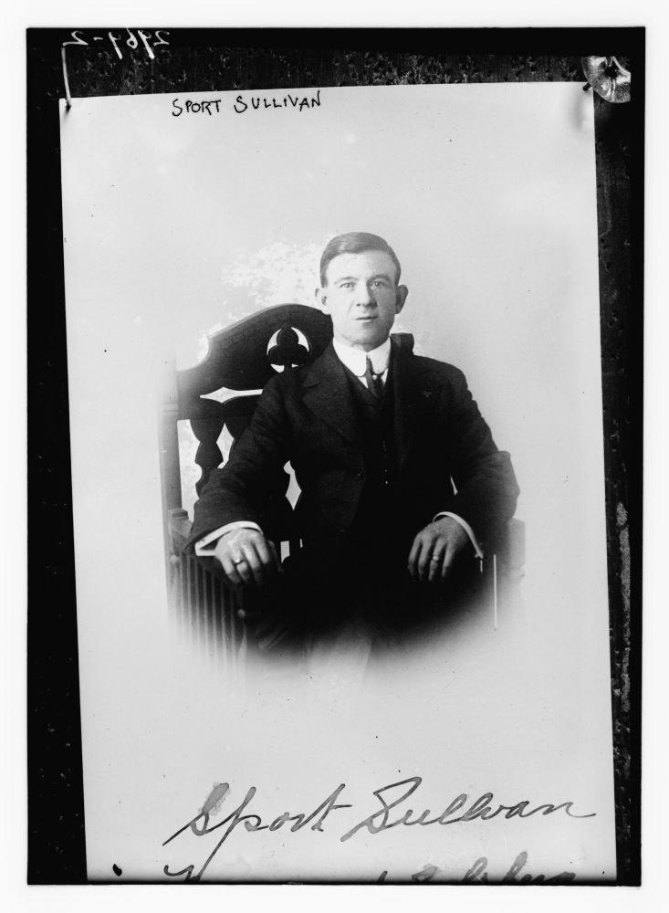 1910 Photo Sport Sullivan