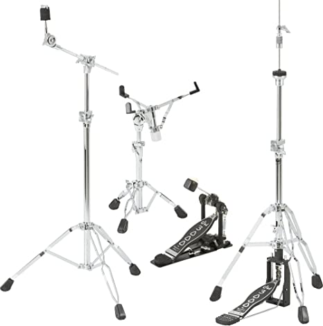 Amazon Com Dw Dwcp3000pk Drumset Hardware Pack With 3300 Snare Drum