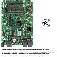 Mikrotik RouterBOARD 433GL,RB/433GL, RB433G 680MHz 128MB 3 Gigabit port USB OSL5