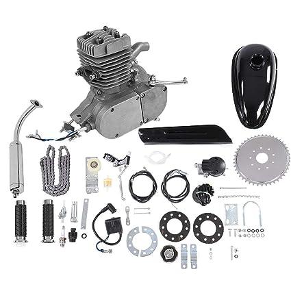 AYNEFY Kit de Motor de Bicicleta de 50 CC, Kit de Motor de 2 ...