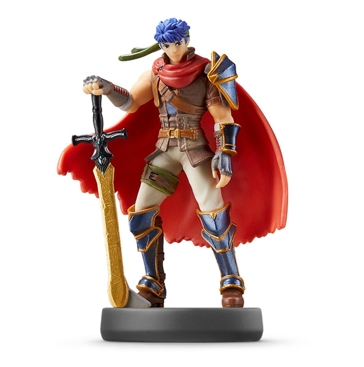 Ike amiibo - Japan Import (Super Smash Bros Series) by Nintendo