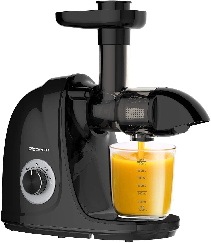 Slow Masticating Juicer Machine