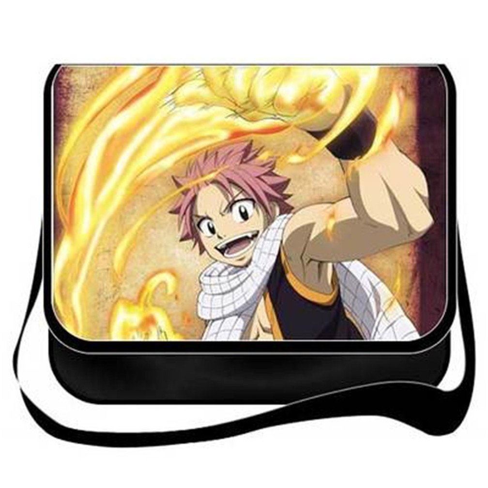 Yoyoshome Fairy Tail Anime Cosplay Messenger Bag Umhängetasche Umhängetasche Umhängetasche Handtasche Umhängetasche Rucksack Schultasche B06Y1K28MZ Messenger-Bags c8fbdc