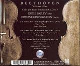 Cello & Piano Sonatas Volume 1