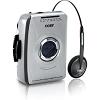 Coby CX-49 AM/FM Stereo Cassette Player