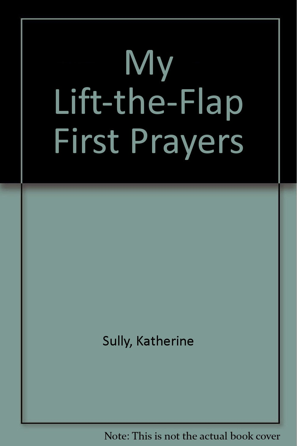 Download My Lift-the-Flap First Prayers PDF