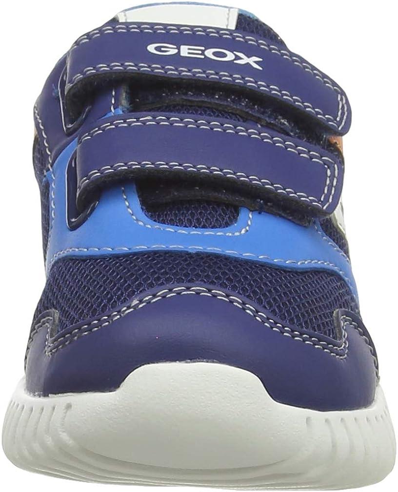 Sneakers Basses b/éb/é gar/çon Geox B Waviness Boy A