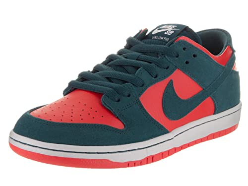 huge selection of 9de88 d502c Nike SB Zoom Dunk Low PRO Mens Skateboarding-Shoes 854866-336_13 -  Nightshade/Nightshade-Chile RED