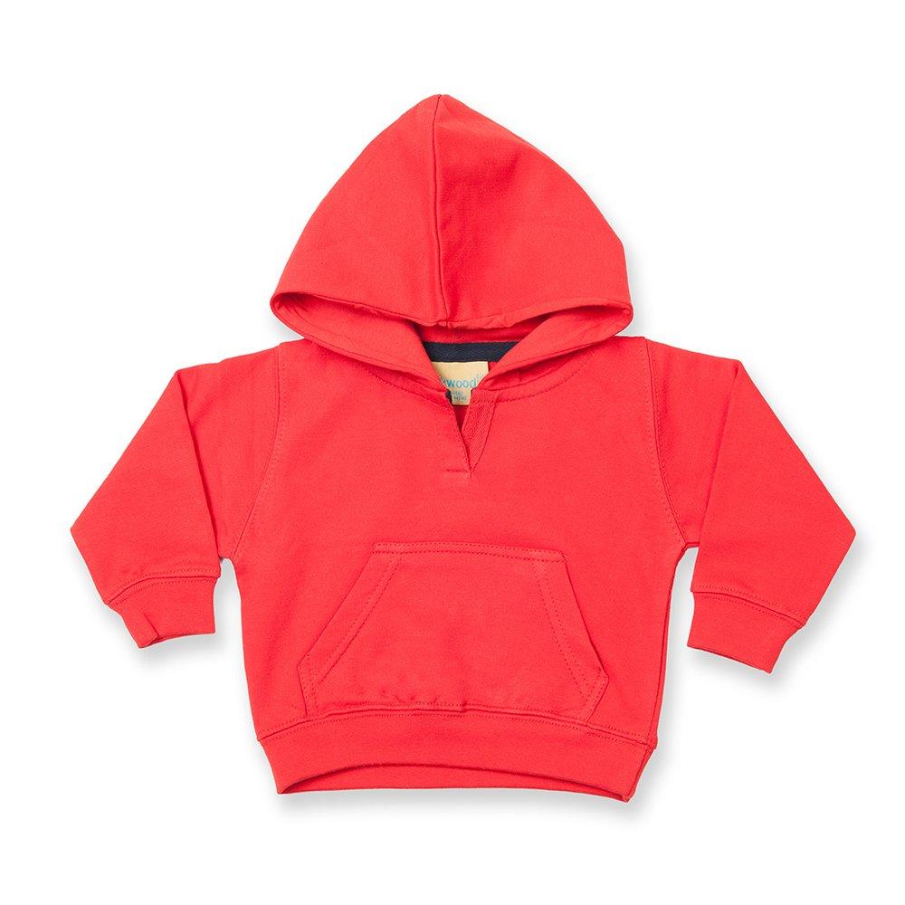 Larkwood Boys' Toddler Hooded Sweatshirt LW02T