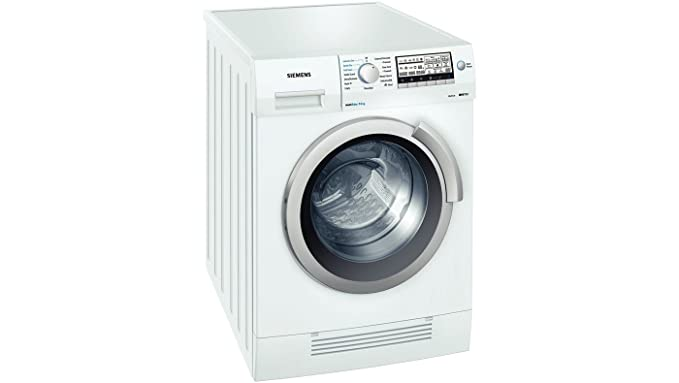Siemens iQ700 Independiente Carga frontal A Blanco ...